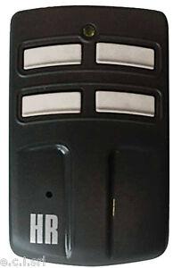 Fougueux 55.chr403 Radiocomando Telecomando Cancello Compatibile V2 433 868 Mhz Lustre Brillant