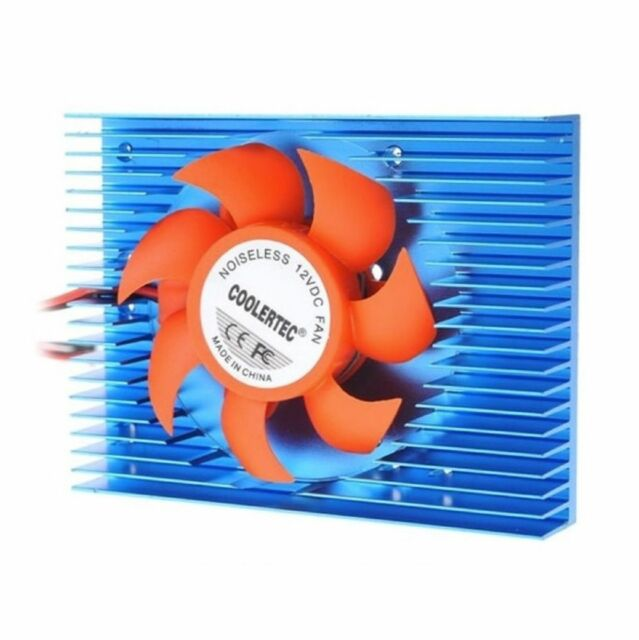 VGA Video Card Cooler Cooling PC Computer Fan Heatsink For NVIDIA ATI Geforce JN