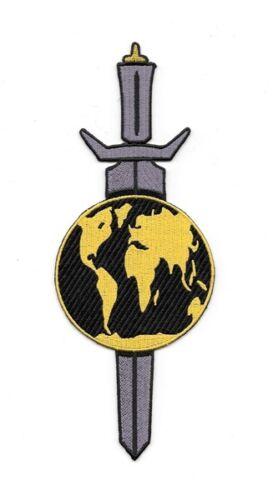 "Star Trek Terran Empire Symbol 8/"" Mirror//Mirror Premium Shoulder Embr Patch"