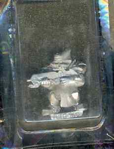 WARZONE 9837 BROTHERHOOD TROOPER WITH HEAVY WEAPON