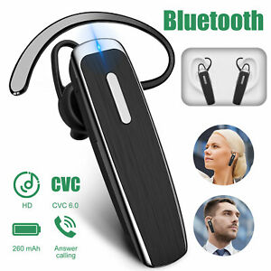 Wireless Bluetooth Headset Earbud Hands Free Earpiece For Iphone Samsung Ebay