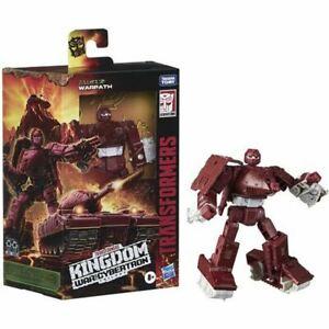 Transformers Warpath Kingdom Deluxe Generations War for Cybertron