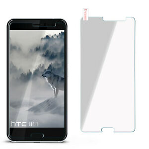 Curb-Foil-Glass-Film-For-HTC-U11-Hard-Clear-Protection-Clear-Screen-Protection