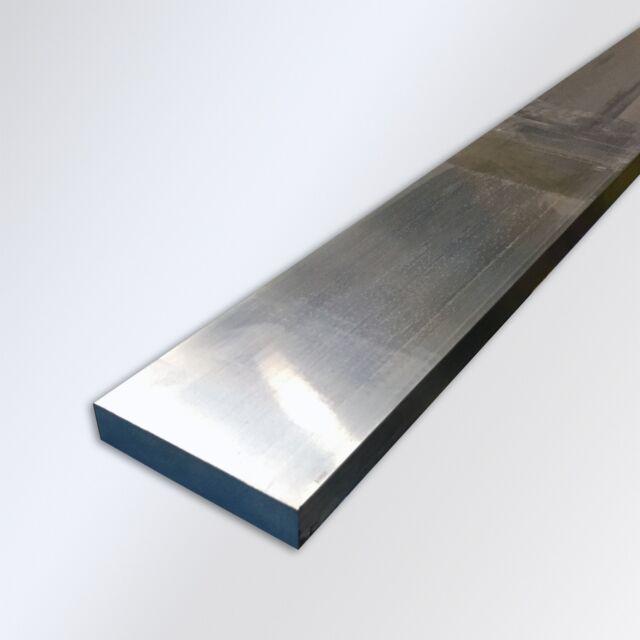 """ALUMINUM SOLID REC BAR ALLOY 6061 1 1//4/"""" X 2/"""" X 72/"""""""