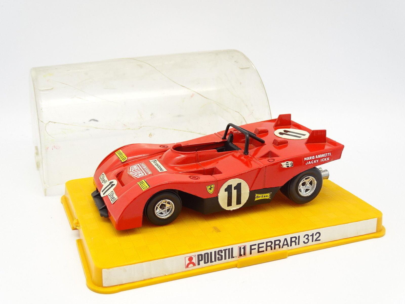 Polistil 1 32 - Ferrari 312 PB Andretti Ickx