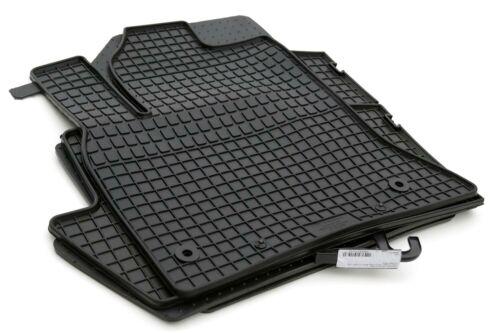 Nuevo alfombrillas de goma citroen c4 picasso calidad original tapices 4-piezas negro
