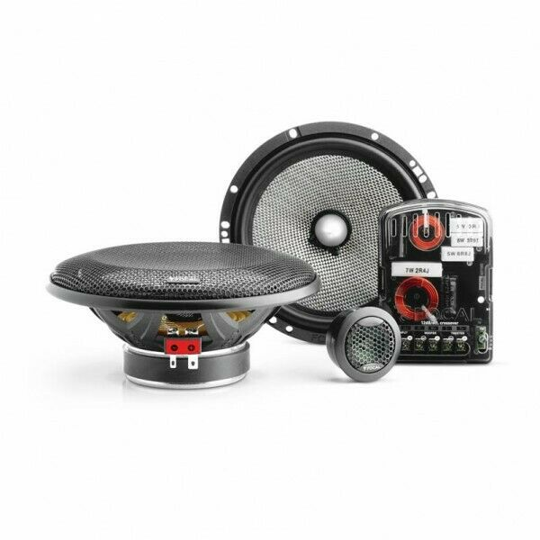 """FOCAL ACCESS 165AS 6.5"""" 2-Way Component Speakers AUTHORISED DEALER"""