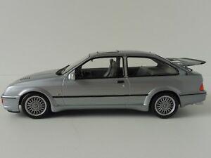 Ford Sierra Rs Cosworth 1986 1/18 Norev 182770 Greymetallic
