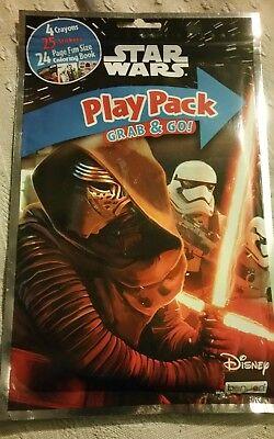 Star Wars Kylo Ren Play Pack Grab /& Go Bendon