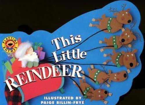 This Little Reindeer [Playtime Rhymes]