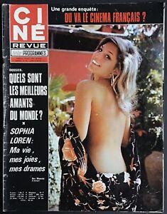 CINE-REVUE-n-44-du-4-novembre-1971-Tres-bon-etat