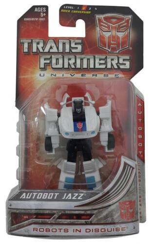 TT04 HASBRO Mini Transformers AUTOBOT JAZZ Roboter zum Auto