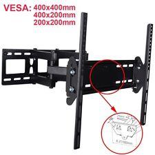 "Dual Arm TV Wall Mount for JVC Sony Bravia 32 40 46 48 50 55"" LED LCD Plasma MLZ"