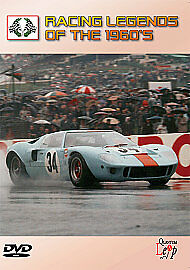 Quantum Leap QLDVD7058 Motor-Racing Legends Of The 1960s (DVD, 2010)