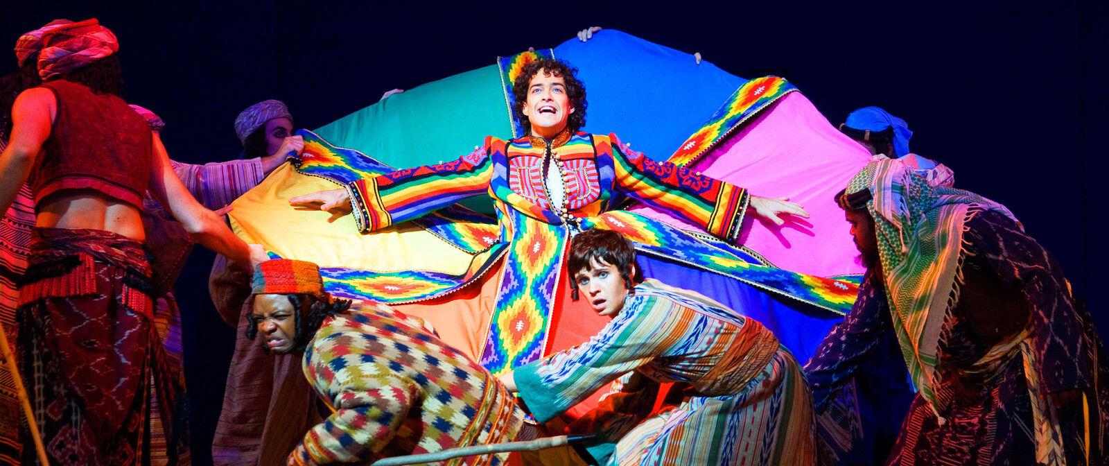 Joseph and the Amazing Technicolor Dreamcoat Oakbrook Terrace