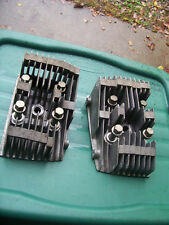 1974 SUZUKI GT250 GT 250 ENGINE CYLINDER HEADS