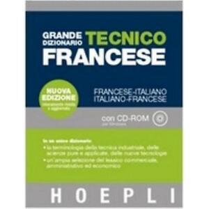 Grande-dizionario-tecnico-francese-Francese-italian