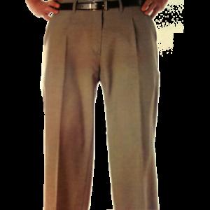 Pantalones Tallas Grandes Hombre De Pinza Vestir Ebay
