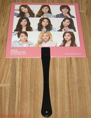 GIRLS' GENERATION SNSD 2014 SMTOWN SM TOWN LIVE OFFICIAL GOODS FAN NEW