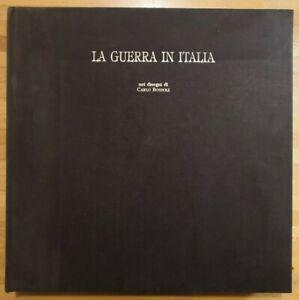 La-Guerra-in-Italia-nei-disegni-di-Carlo-Bossoli-Giorgio-Tacchini-Vercelli-1982