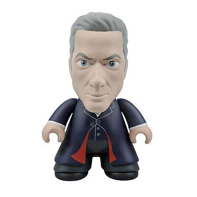 Doctor Who Titans 12th Doctor 6 1/2-Inch Vinyl Figure - 2014 NYCC Exclusive