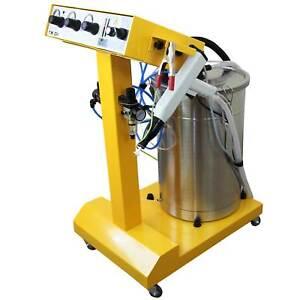 Pulverpistole-Pulverbeschichtungsgeraet-Pulverbeschichten-Beschichtungssystem