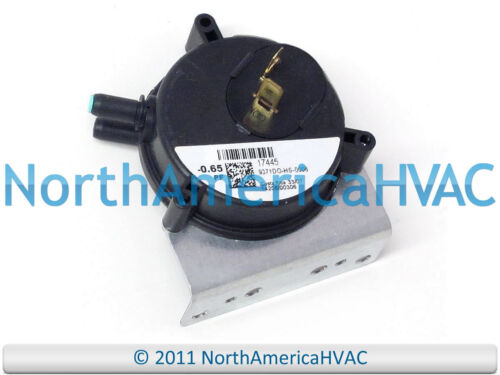 OEM York Luxaire Coleman Furnace Air Pressure Switch 024-26000-000-0.65 PF