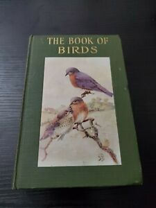 BIRDS WORTH KNOWING Neltje Blanchan Little Nature Library 1st Edition 1934