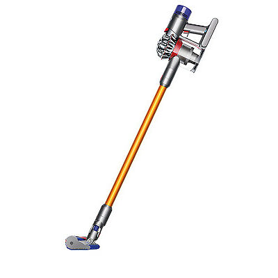 NEW Dyson 164527-01 V8 Absolute Handstick: Nickel/Yellow