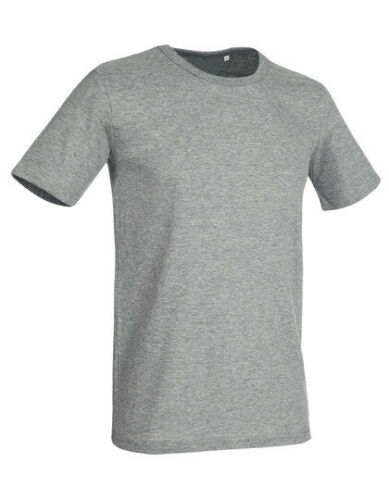 Stedman Herren T-Shirt MORGAN CREW NECK Rundhals Kurzarm S M L XL XXL Neu ST9020