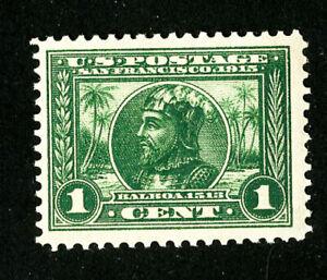 US-Stamps-397-Superb-OG-NH-Mint-Gem