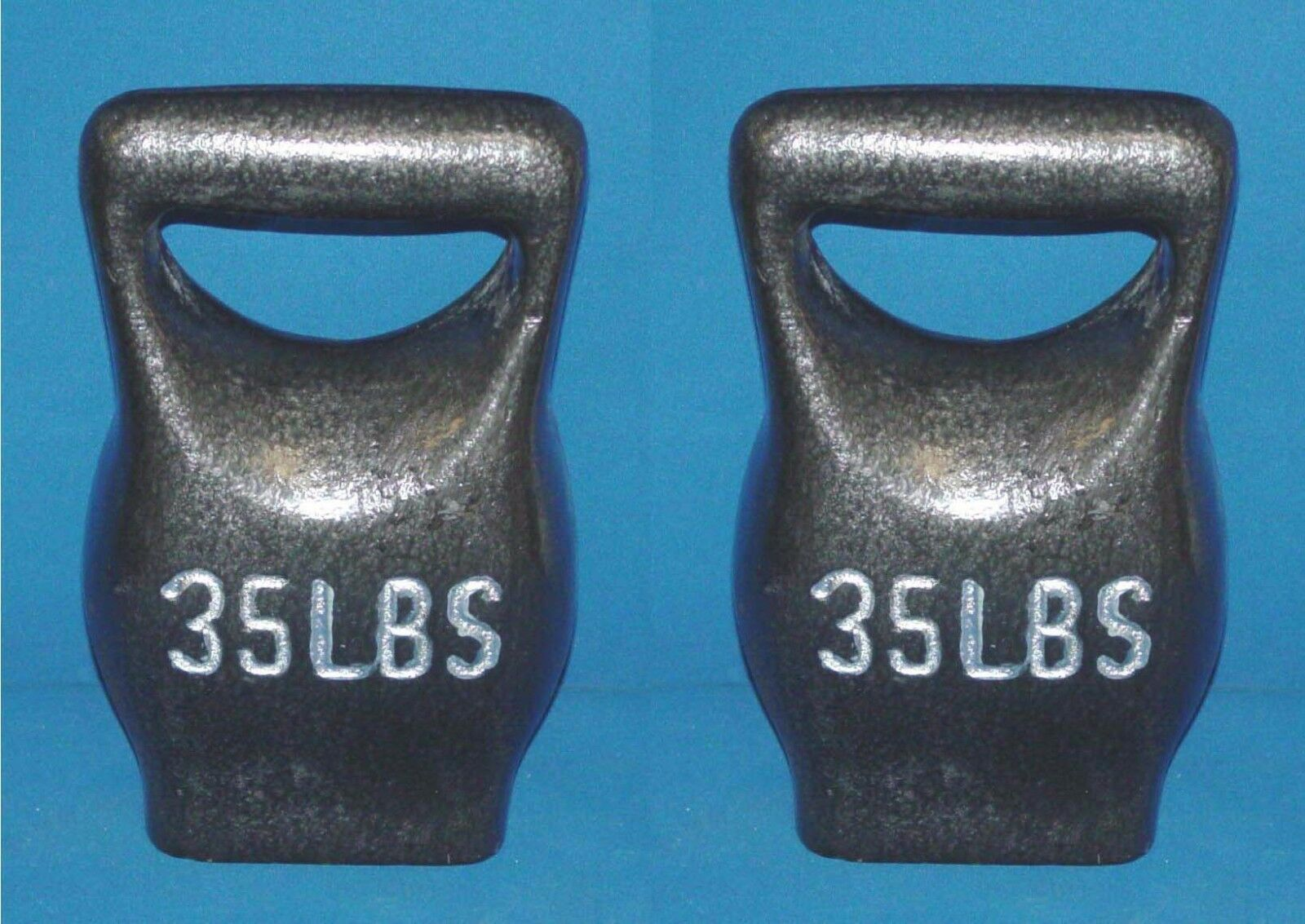 47c690918 Ader Press Kettlebell Pair- 35lbs Single Hand nfwhvs8112-Kettlebells