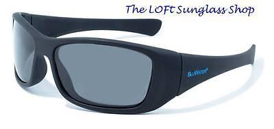 Mens Womens Bluwater Smoke Lens Polarized Floating Boating Sunglasses Paddle Versterkende Taille En Pezen