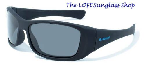BluWater Brand Smoke Lens Polarized Floating Boating Sunglasses Paddle