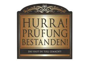 Flaschenetikett-Hurra-Pruefung-bestanden