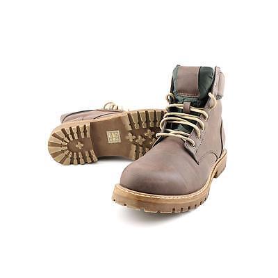 Seven 91 Kirk Men US 9 Brown Boot Pre Owned  1815