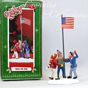 image is loading department 56 triple dog dare a christmas story - A Christmas Story Village