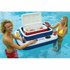 Intex-58821EP-Mega-Chill-II-Inflatable-Floating-Beverage-Cooler
