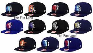New MLB Star Wars New Era SW X Lightsaber Logoswipe 9FIFTY Snapback ... 9253505ec7b