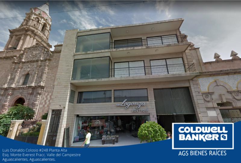 Se Renta Excelente Casa y Local en el Centro de Aguascalientes