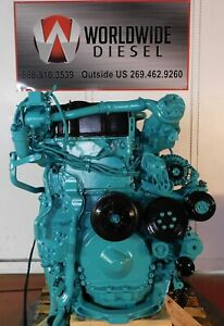 2004-Volvo-VED-12D-Diesel-Engine-465HP-Approx-442K-Miles-All-Complete