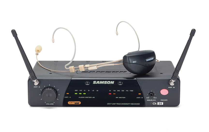 Samson Audio AirLine 77 AH7 Headset - Frequency K5 - 294370
