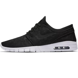 NIKE Air SB Stefan Janoski Max Sneaker shoes US 11 black 631303 022