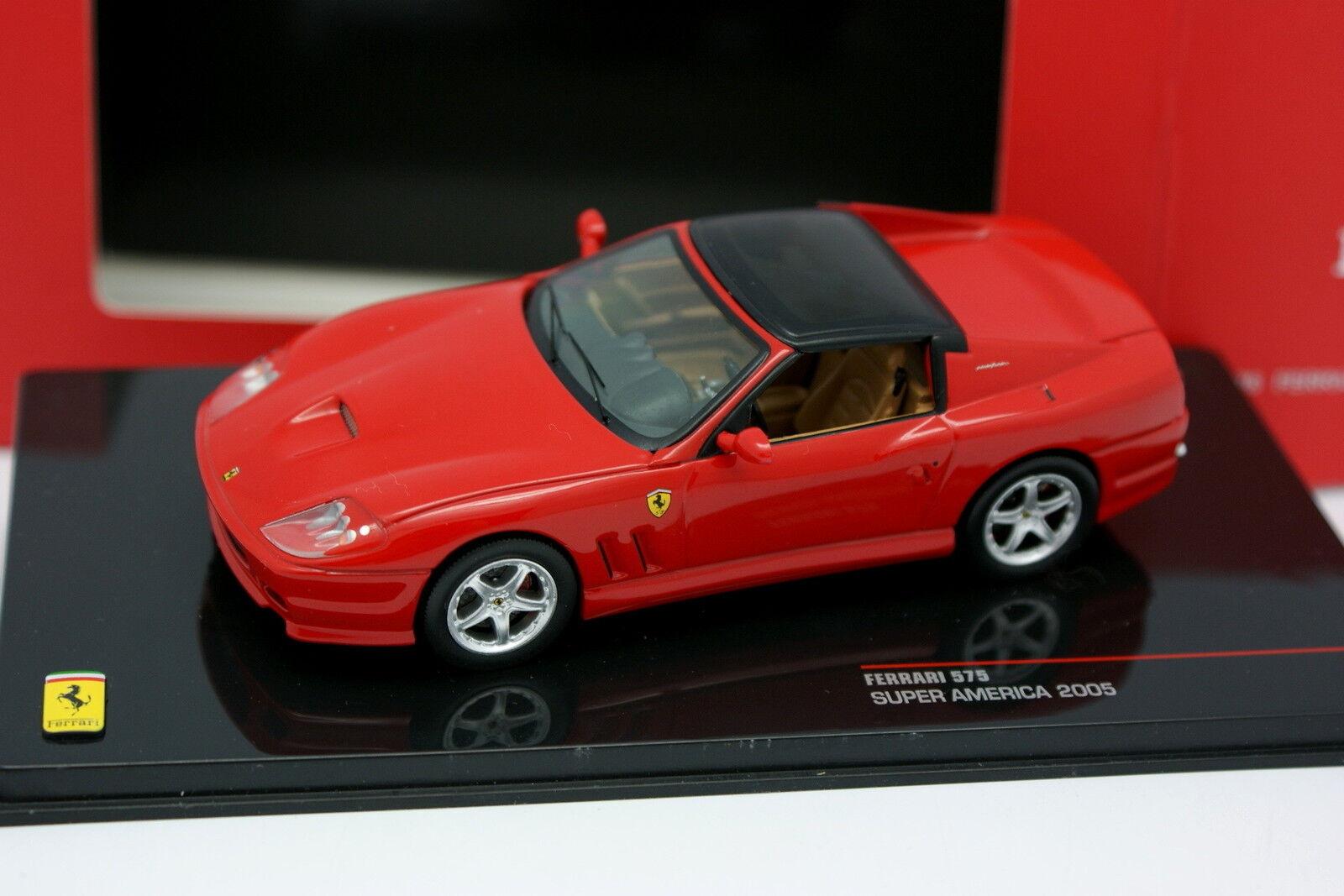 Ixo Ixo Ixo 1 43 - Ferrari 575 Super Amerika 2005 b3b436