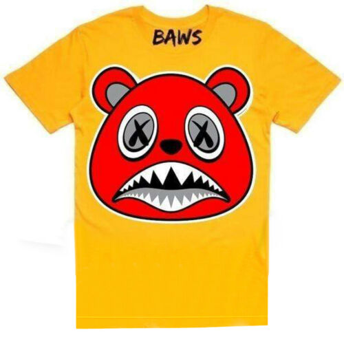 Baws Gold Angry Baws T-Shirt