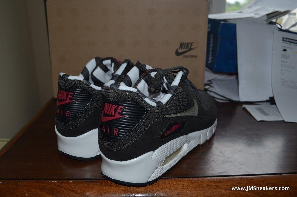 Nike Air Max 90 Paris QS 95 90 87 posite bred 11 roshe milan tokyo mint