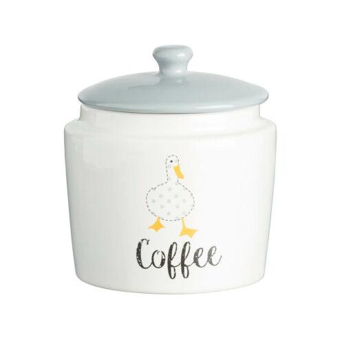 Prix et Kensington Madison porcelaine Home Farm Café Pot De Stockage Boîtes