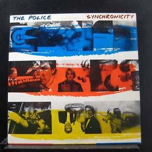 The Police Synchronicity Lp Vg Sp 3735 Bry Semi
