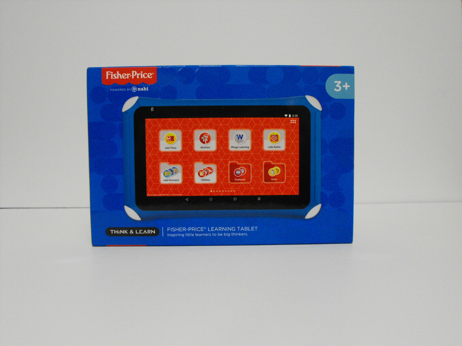 Fisher-price Nabi 7 pulgadas Tablet