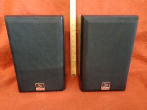INFINITY-SL-10-Bookshelf-Loudspeaker-PAIR-NEAR-PERFECT-KLIPSCH-DENON-ONKYO-LINN